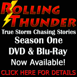 storm chasing web series featuring tornado videos, hurricane videos, and blizzard videos